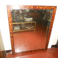 Dutch mirror  inlay